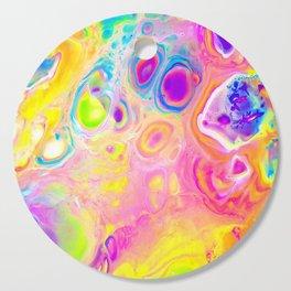 Rainbow Cells Cutting Board