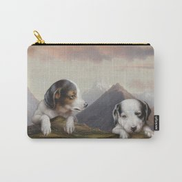 The Dogs Rest Carry-All Pouch