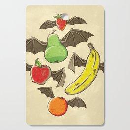 Fruit Bats Cutting Board