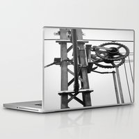 techno Laptop & iPad Skins featuring Techno? by Let's make it happen
