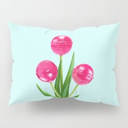LOLLIPOP TULIPS Pillow Sham