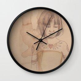 Leïa Wall Clock