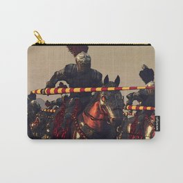 Medieval Chivalry Carry-All Pouch