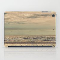 boardwalk empire iPad Cases featuring Boardwalk by Marc Daly