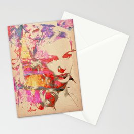 Divas - Veronica Lake Stationery Cards