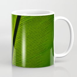 Leaf Spores Full Frame Coffee Mug
