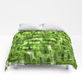Color Jewels 10E by Kathy Morton Stanion Comforters