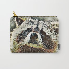 Toony Racoon Carry-All Pouch