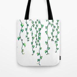 Life Vines Tote Bag