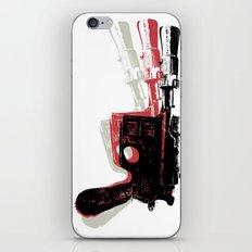Blaster (Left) iPhone & iPod Skin