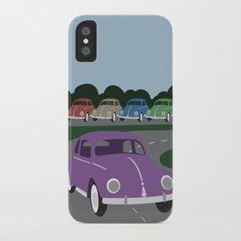 V Bug iPhone Case