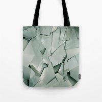 metal Tote Bags featuring METAL by peocle