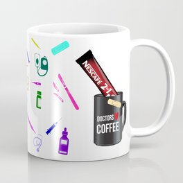 doctors heart coffee Coffee Mug