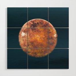 Sphere_06 Wood Wall Art