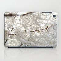 central park iPad Cases featuring central park by William Reynolds