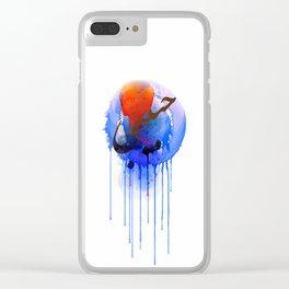 My beloved (Habibi) Clear iPhone Case