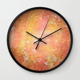 Inward Beauty Wall Clock