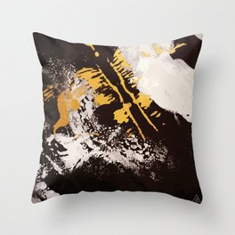 Ink Blot : Phoenix Throw Pillow