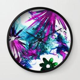 Island Vibes Wall Clock