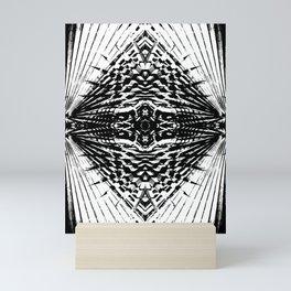 Starship Palm Mini Art Print