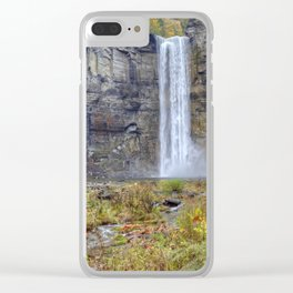 On The Floor Clear iPhone Case