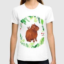 Colin the capybara T-shirt