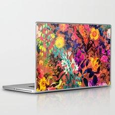 Floral and Birds II Laptop & iPad Skin