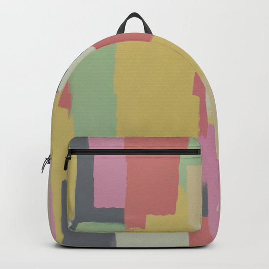 Abstract Painting No. 1 Backpack