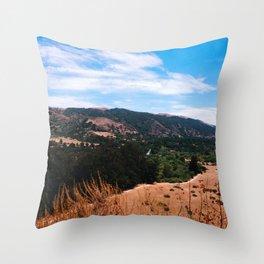 Garland Ranch Throw Pillow