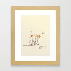 coffeemonsters 493 Framed Art Print