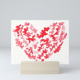 love 38 Mini Art Print