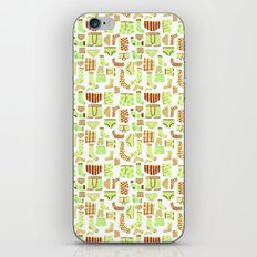 Dirty Laundry iPhone & iPod Skin