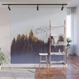Another World Wall Mural
