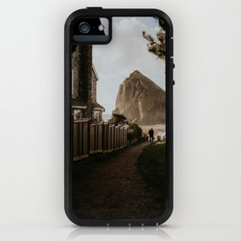Cozy Cannon Beach, Oregon iPhone Case
