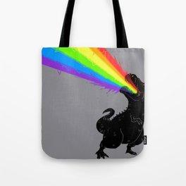Technicolour Rex Tote Bag