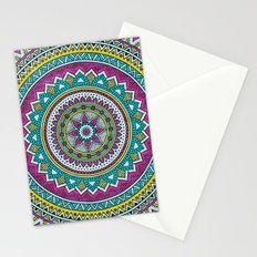 Hippie mandala 31 Stationery Cards