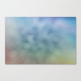 Relax of Blue Canvas Print