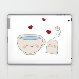 Cute Tea Laptop & iPad Skin