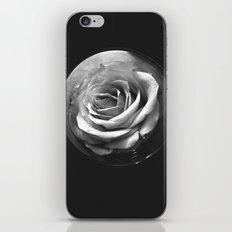 MOON ROSE iPhone & iPod Skin