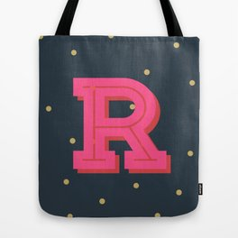 R is for Rad Tote Bag