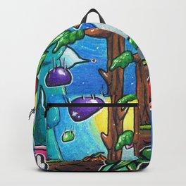 Slime rain Terraria Backpack