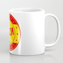 Ibiza, circle Coffee Mug