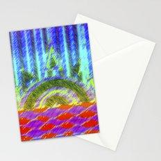 Sunrise on Bear Lake Stationery Cards