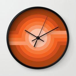 Moonspot - Red Rock Wall Clock