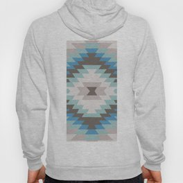 American Native Pattern No. 213 Hoody