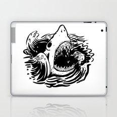 Shark off Laptop & iPad Skin