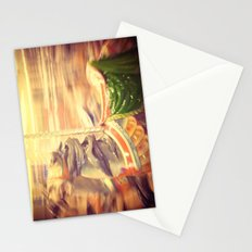 Merry-go-round from our youth Stationery Cards