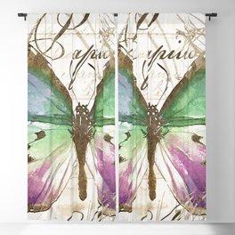 Papillon I Blackout Curtain