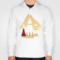 journey Hoodies featuring Journey by OhhhKaye