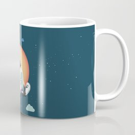 Monsieur Salut Coffee Mug